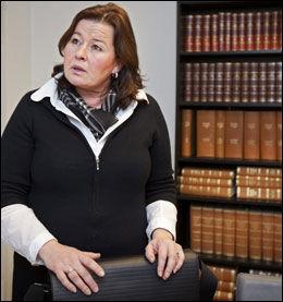 BISTANDSADVOKAT: Vibeke Hein Bæra. Foto: JØRGEN BRAASTAD