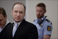 Breivik gliste da han ble kalt landssviker