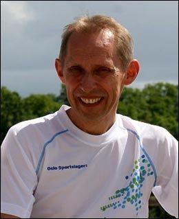 REKORDMANN: Erik Nossum har løpt Norge på langs raskest i historien. Foto: Privat