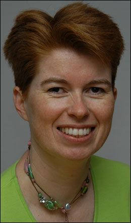 SENIORINGENIØR: Anne Beate Budalen i Vegdirektoratet. Foto: Vegdirektoratet