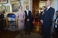 Prinsesse Estelle har fått 200 barnebøker