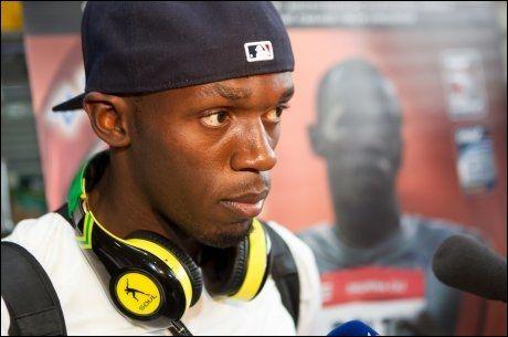 Bolt sikter mot 9,7 i Ostrava