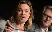 Brad Pitt om bryllupet: Vi har ikke bestemt noen dato