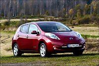 Forsvaret vil kjøpe 200 elbiler