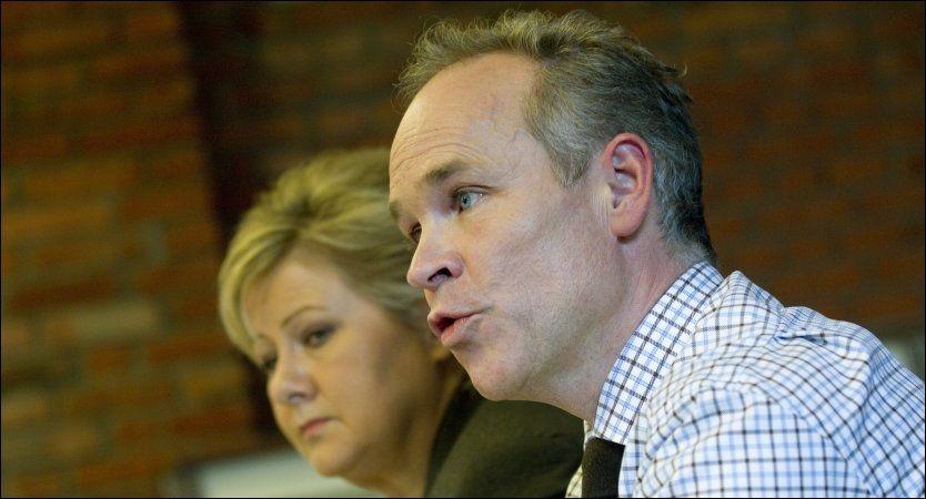 Høyre-topp avviser forslag om sykelønnskutt