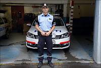 Politimannen som pågrep Breivik: - Det gikk kaldt nedover ryggen på meg