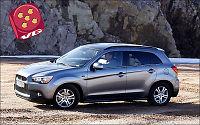 Test av Mitsubishi ASX: Grei på det meste