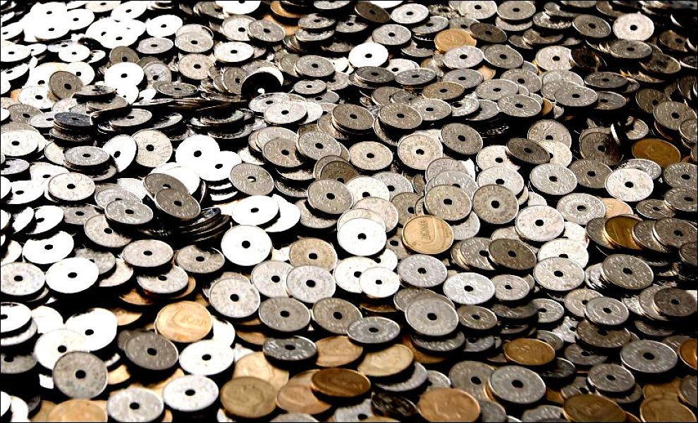MER Å RUTTE MED: En ny undersøkelse fra Ipsos MMI viser at 33 prosent av alle nordmenn sier de har fått bedre økonomi det siste året. Foto: Eivind Griffith Brænde/VG
