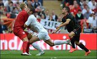 Gary Cahill går glipp av fotball-EM