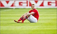 Riise om Kroatia-stjerne: - Han gnelte, klaget og søt