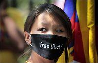 Kina stenger Tibet for turister