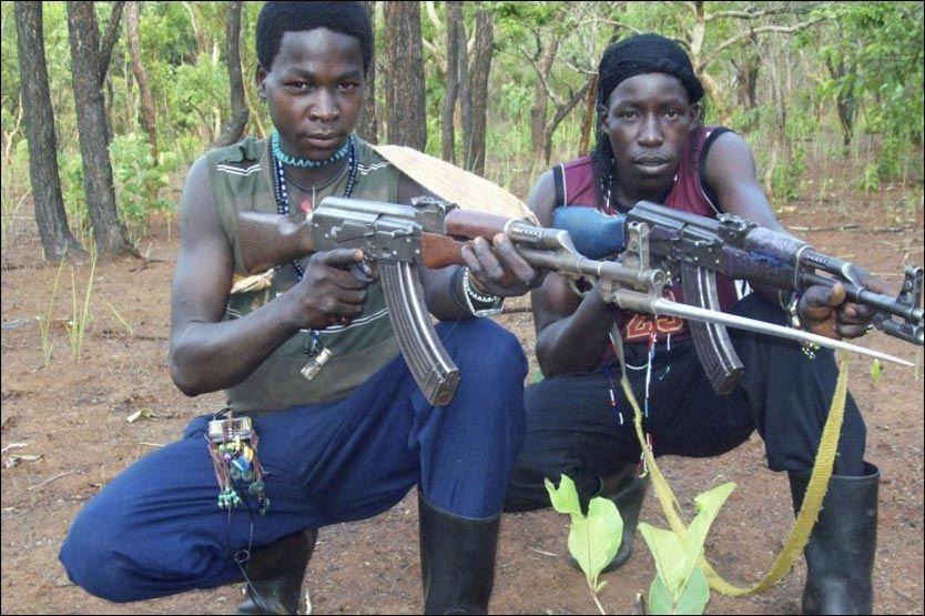 FN: Kony bortfører fortsatt barn