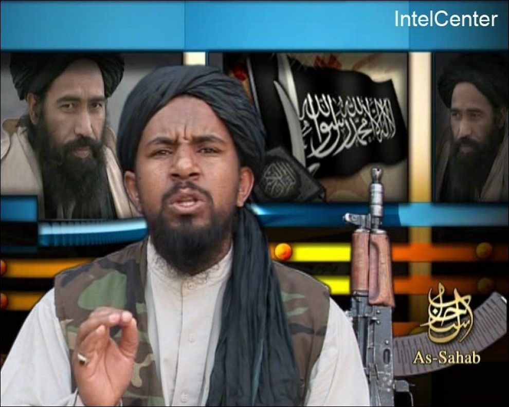 DØD ELLER LEVENDE? Det strides al-Qaida og USA om. Men her er i hvert fall et bilde av Abu Yahya al-Libi. Foto: Reuters