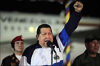 Chávez føler seg frisk