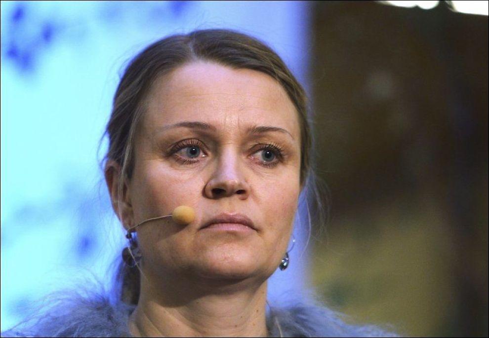 STÅR PÅ SITT: Marte Thorsby og IFPI har etter det VG erfarer krevd flere titalls millioner kroner ekstra i løpet av fire år for avtalen om musikkbruk i NRK.