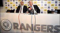 Rangers fjernet fra terminlisten