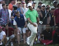 Nedtur for Tiger Woods
