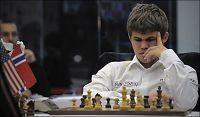 Rating-rekord for sjakk-Carlsen etter turneringsseier