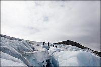 Jøkla bra - bli med på bretur på Hardangerjøkulen