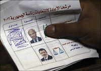 Valgkommisjonen i Egypt: Valgresultatet kan bli forsinket