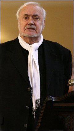 SKUESPILLERVETERAN: Victor Spinetti på et bilde fra 2008. Foto: Pa Photos