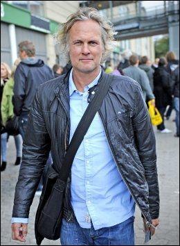 MANGEL PÅ TILBUD: Stig Torbjørnsen mener det at John Carew vurderer å legge opp trolig handler mye om mangel på attraktive tilbud. Foto: Bjørn S. Delebekk, VG