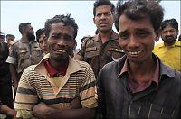 Over 80 døde i voldsbølge i Myanmar