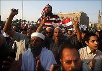 Egypts militære truer med maktbruk