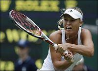 Johansson slakter arrangørene etter Wozniacki-kamp