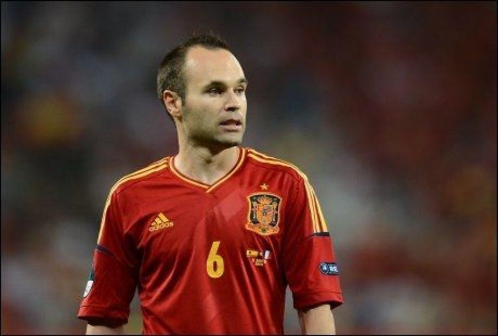 I SORG: Spansk fotball er i sorg etter Roques dødsfall og vil hedre ham ved å vinne EM. Foto: Afp