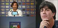 Pirlo mener tyskerne er redde foran semifinalen