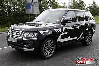 Selvmotsigelse fra Range Rover