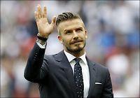 Beckham må vinke OL farvel