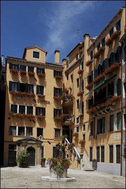FAMILIEDREVET: Det firestjerners Hotel Al Codega midt i hjertet av Venezia begeistrer med personlig service, sier Gogstad. Foto: EXPEDIA