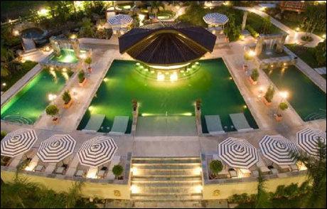 LEKKERT: Hotel Corin i La Fortuna de San Carlos nær Arenal-vulkanen i Costa Rica. Foto: EXPEDIA