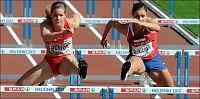 Christina Vukicevic slått ut i EM-semifinalen