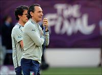 Italia-treneren skryter av Spania