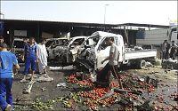 Minst 47 drept av flere bomber i Irak