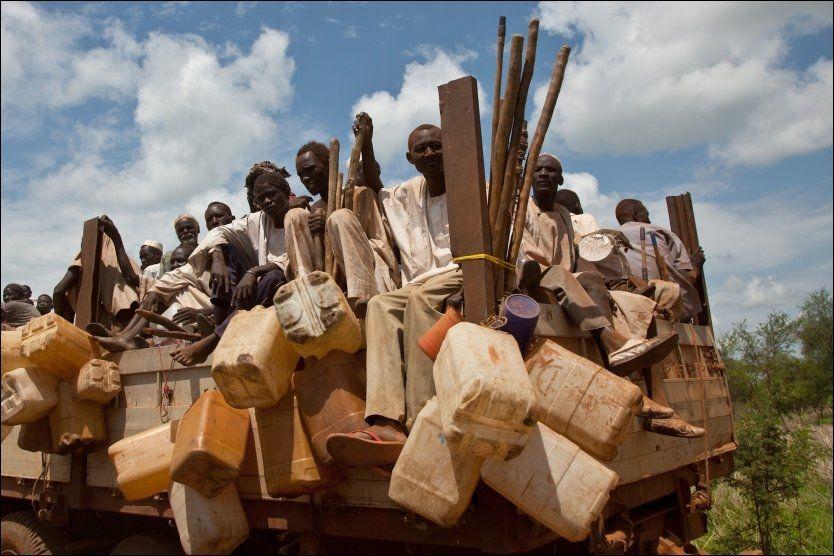 FN frykter humanitær katastrofe i Sør-Sudan