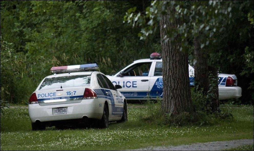 nyheter et avkappet hode ble funnet i en park i montreal