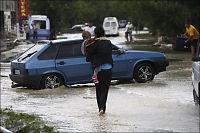 Over 140 drept drept i flom i Russland