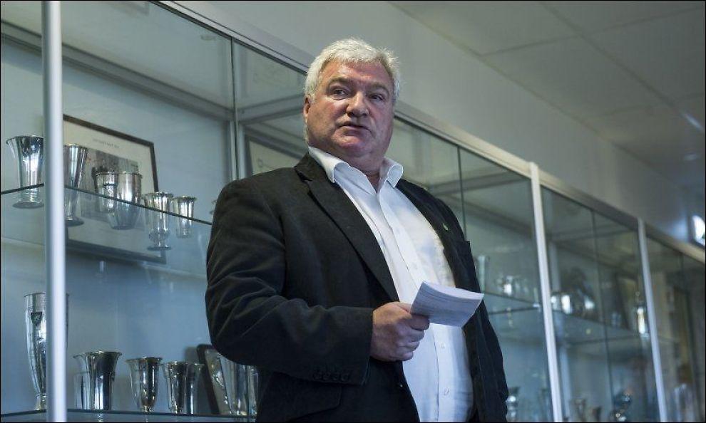 LOJAL: Daglig leder i Ull/Kisa Cato Strømberg sier at klubben forholder seg til hva NFF velger å gjøre. Foto: Aleksander Andersen, NTB Scanpix