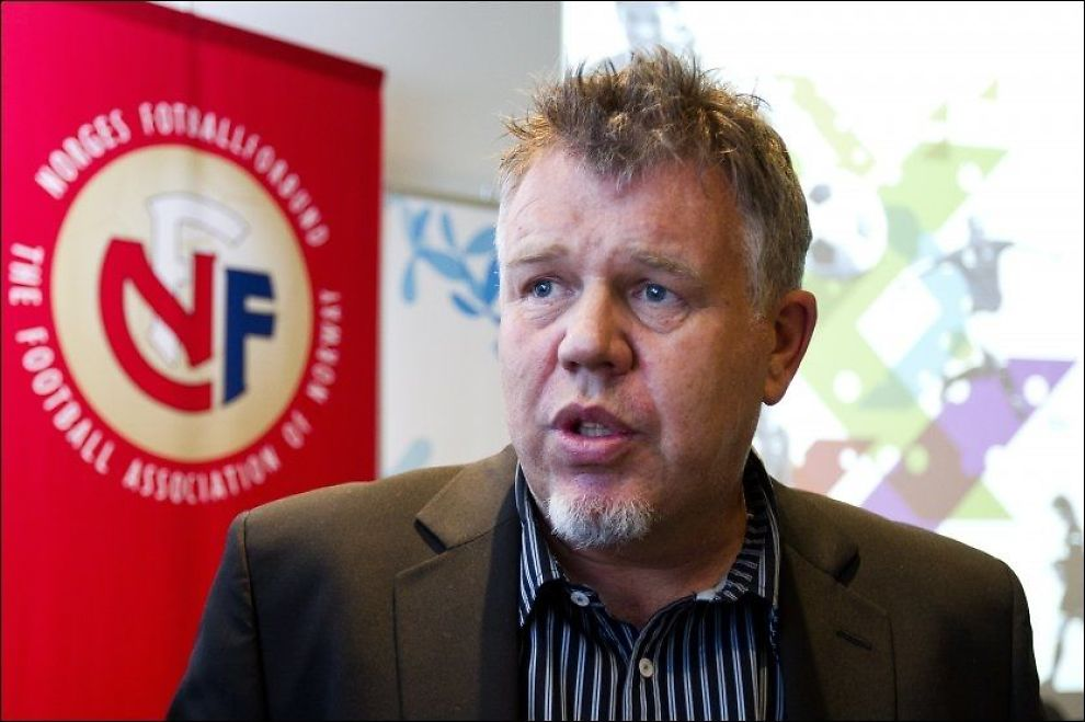 ALVORLIG: NFFs generalsekretær Kjetil Siem ser svært alvorlig på saken. Foto: Jan Petter Lynau, VG