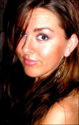 I USA: Veronica Dyreng var i USA 22. juli 2011, og er stolt av hvordan Norge taklet terrorangrepet. Foto: Privat