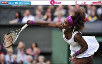 Serena Williams - lillesøsteren som ble størst