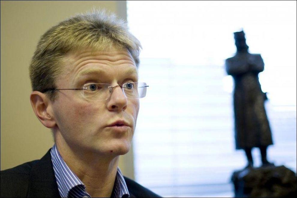 FOR REGELSTYRT: Venstre-nestleder Terje Breivik mener at Nav har blitt så regelstyrt at sunn fornudt og individuelle hensyn ikke tas. Foto: HÅKON MOSVOLD LARSEN/ NTB SCANPIX