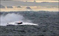Nordmann kritisk skadd i offshoreløp