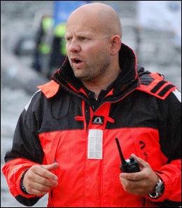 - TRAGISK ULYKKE: Frode Sunsdal, leder av Norges Båtsportsforbund, sier familien til Kurt Åge Olsen ønsker ro etter ulykken. Foto: Winrace Propellers A/S v/Nina Dorthea Terjesen