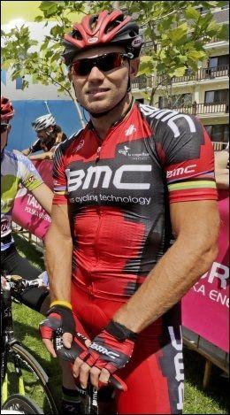 LAGKAMERAT: Thor Hushovd er som kjent ikke med i Tour de France. Han lader opp til OL i Tour de Pologne. Foto: Scanpix