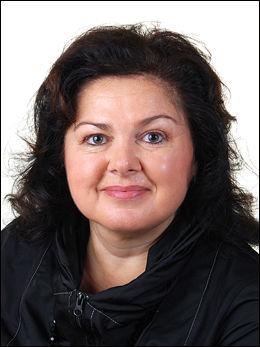 RASER: Fremskrittspartiets Laila Marie Reiertsen mener Bjurstrøm er et elendig eksempel. Foto: Stortinget